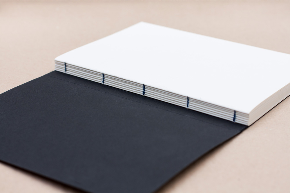 Bookbinding Course, Coptic Stitch With Swiss Brochure