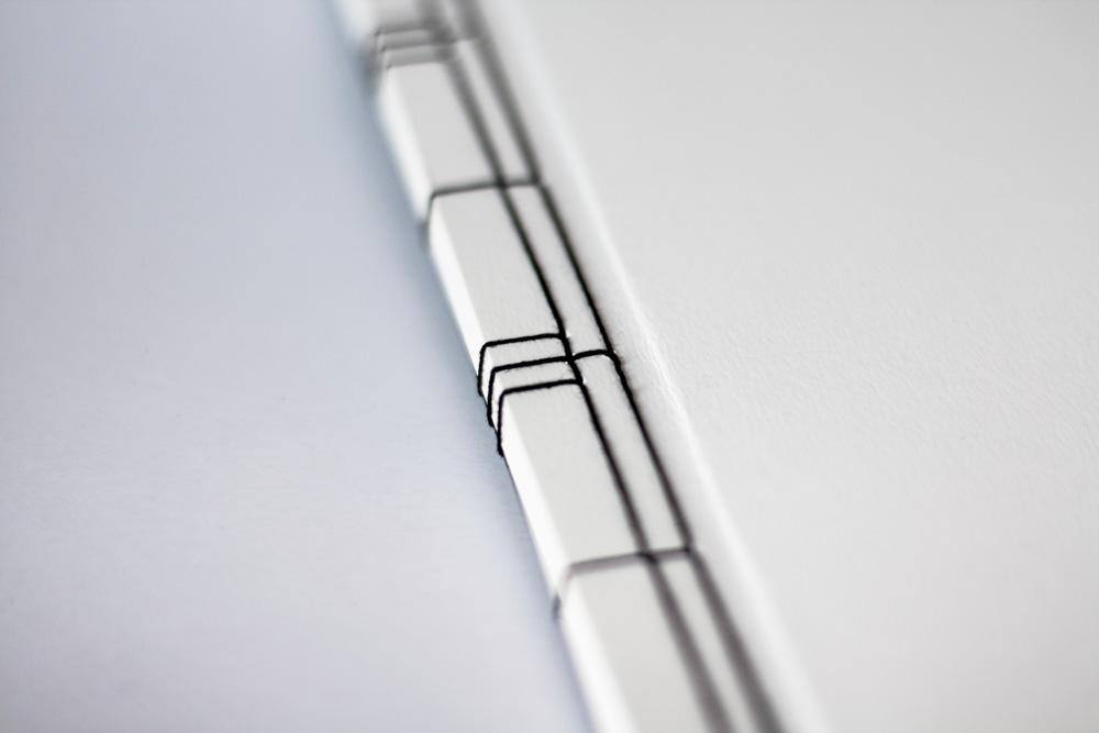 Print Portfolio, Binding Details