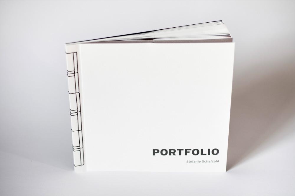 Print Portfolio, Front Page