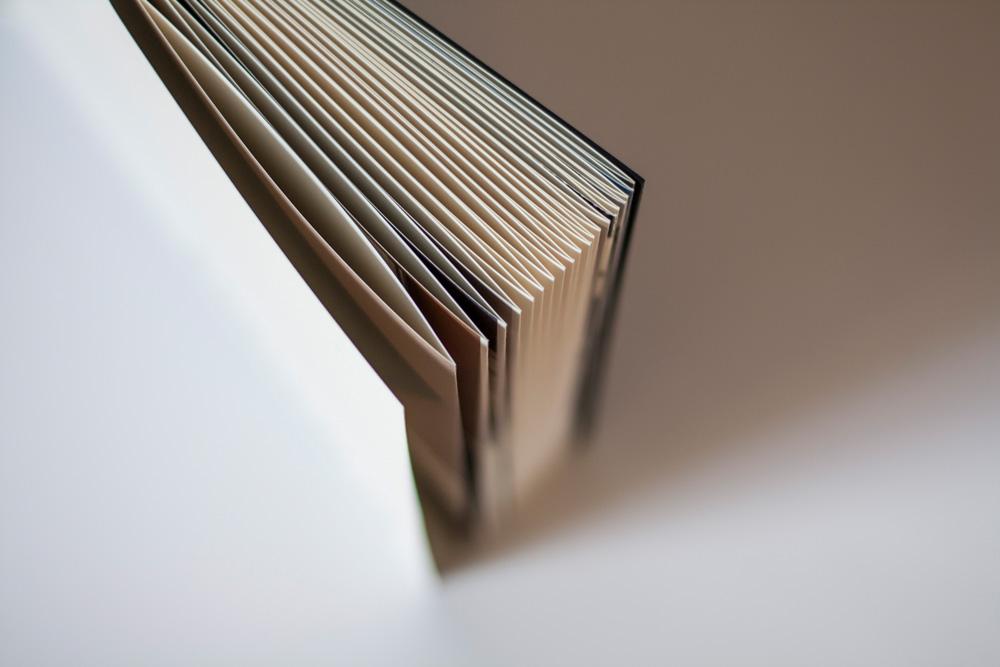 Print Portfolio, View From Top