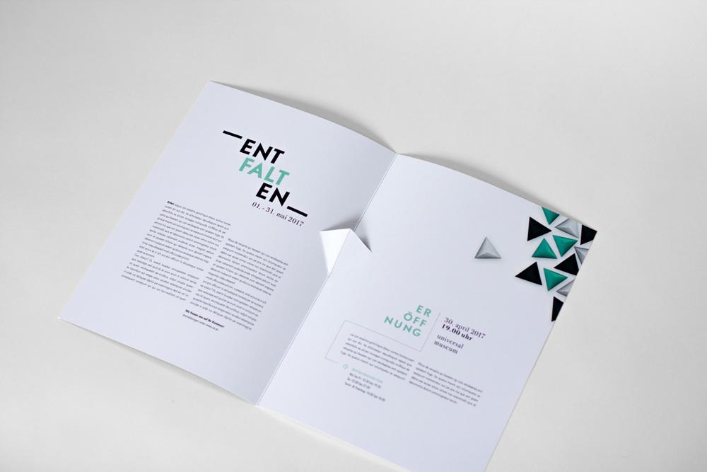 Design Monat Graz, Flyer Inside