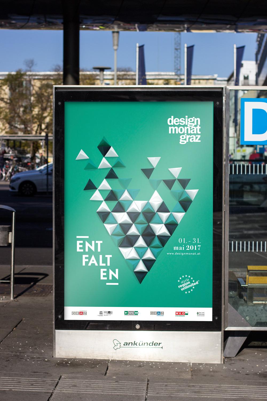 Design Monat Graz, Poster