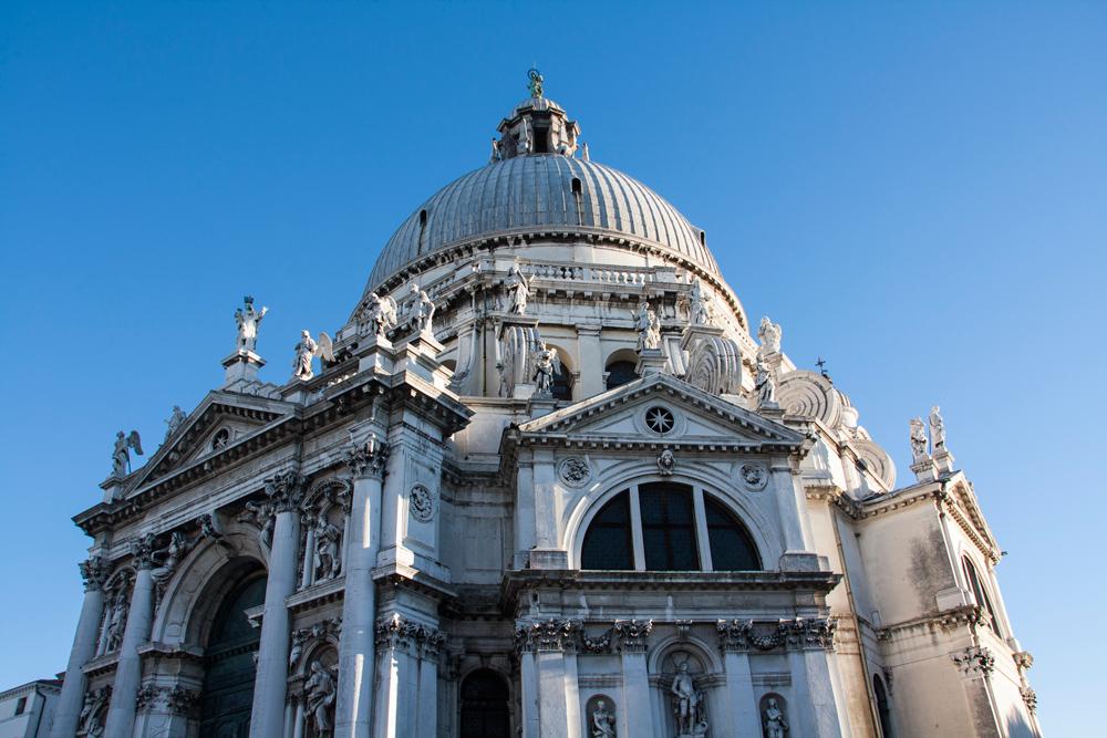 Photo Venice Church Santa Maria Della Salute