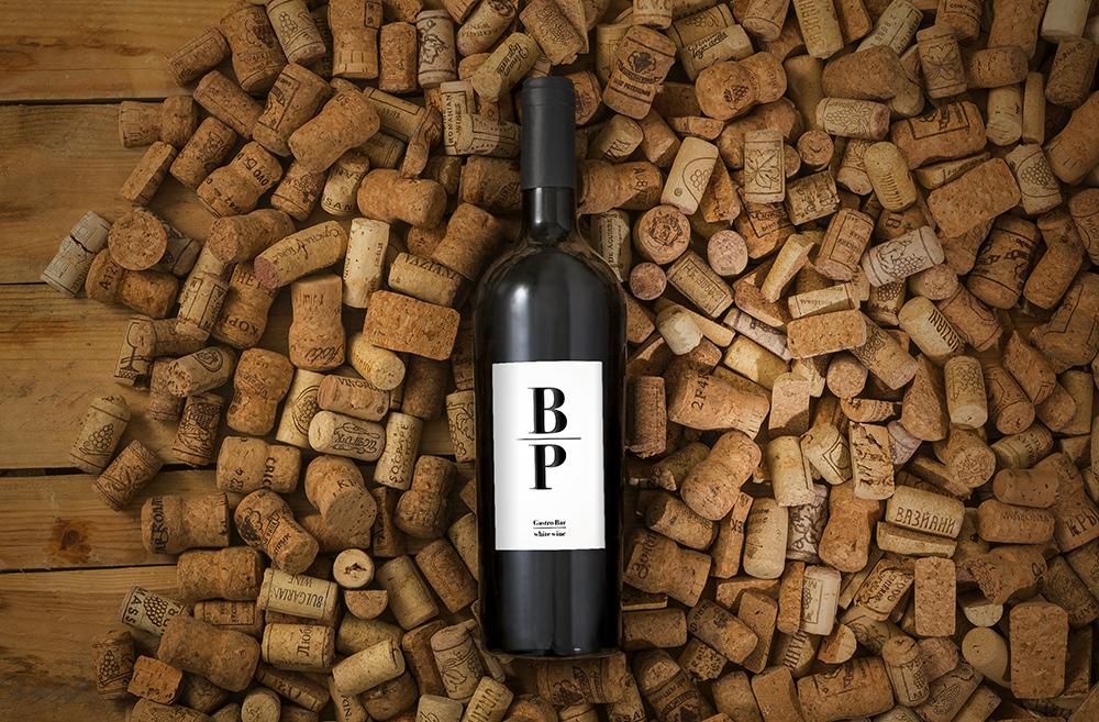 Package-design-BP-Gastrobar-Wine-Bottle-white
